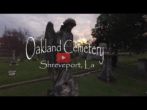 Oakland Cemetery in Shreveport, La ( High Defintion)