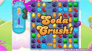 Candy Crush Soda Saga Level 375 Commentary Walkthrough