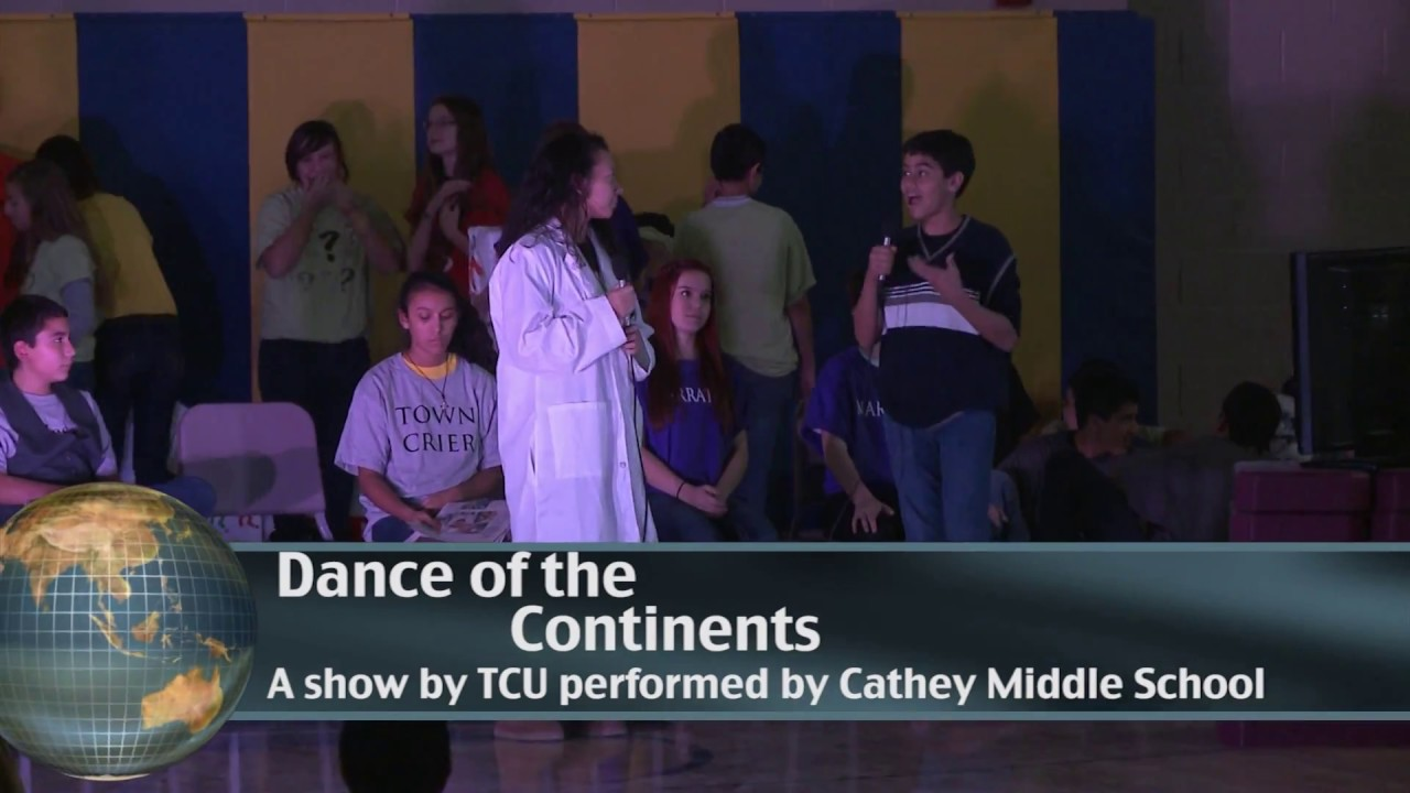 Dance Of Continents Youtube