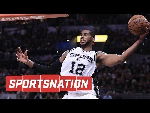 Can Aldridge Deliver? | SportsNation | ESPN
