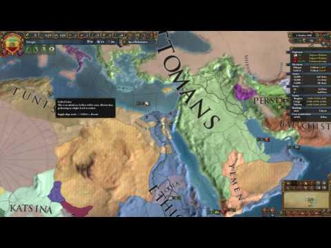 Eu4 Ethiopia Ep.11 Gold Mines!