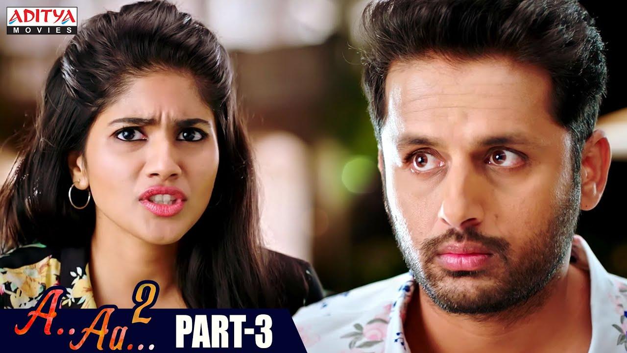 A AA 2 Hindi Dubbed Movie Part 3 || Nithiin, Megha Akash, Ashu Reddy || Aditya Movies