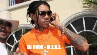 DJ COOK M.E.D.Z. Mix May 2013 Dancehall (Vybz Kartel Popcaan Aidonia Konshens Tommy Lee Chronixx)
