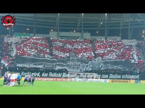 Rb Leipzig vs. Erzgebirge Aue - DFB-Pokal - Choreo + Home Support @Zentralstadion (29.10.2014)