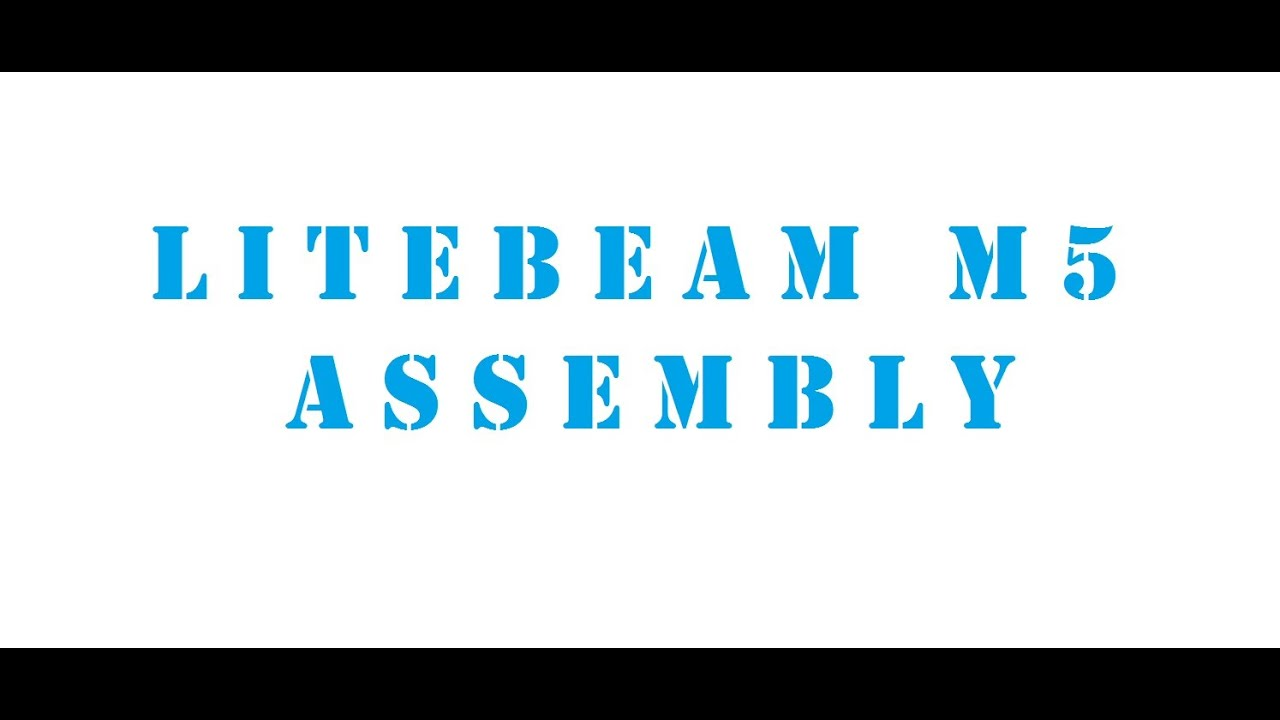 Ubiquiti Networks – LiteBeam M5 – Assembly (by the book) – Brittany