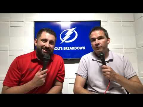 Best Bolts Coverage - Bolts Breakdown with Jay Recher and Bryan Burns (1/3/19)