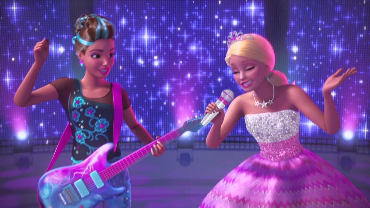 Barbie Eine Prinzessin Im Rockstar Camp Youtube