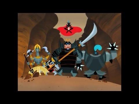 Samurai Jack S2Ep10-Jack vs Demongo part 2