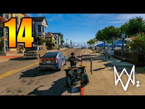 Watch Dogs 2 (14) Diintai FBI !!!