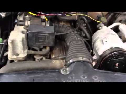 1997 Chevy S10 2.2 Liter Engine
