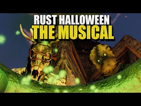 RUST HALLOWEEN: THE MUSICAL (Rust)
