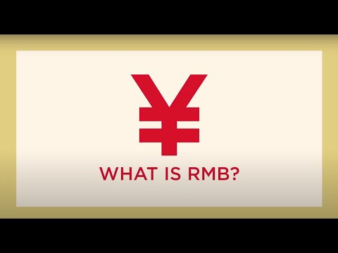What is RMB or renminbi?
