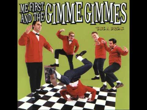 Me First And The Gimme Gimmes - Ain't No Sunshine