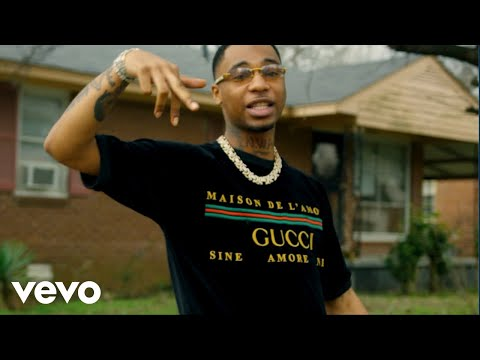 Key Glock - Look At They Face (Official Video)