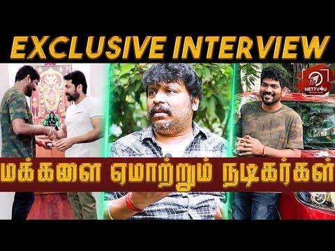 மக்களை ஏமாற்றும் நடிகர்கள் | JSK ஆவேசம் | Exclusive Hot Interview