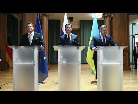 Россия и Украина продолжат переговоры по газу в Минске
