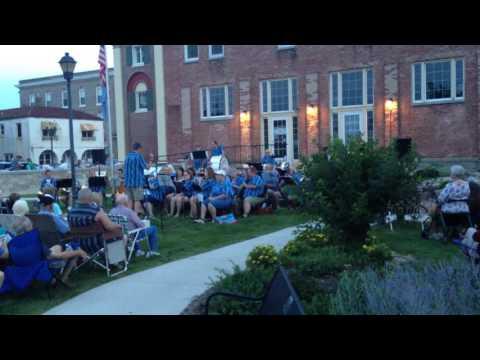 8/18/16 - Dual-County Community Band