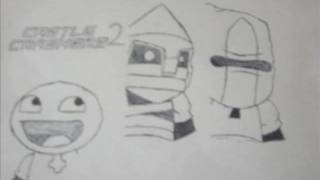 My Castle Crashers 2 Drawing Entry