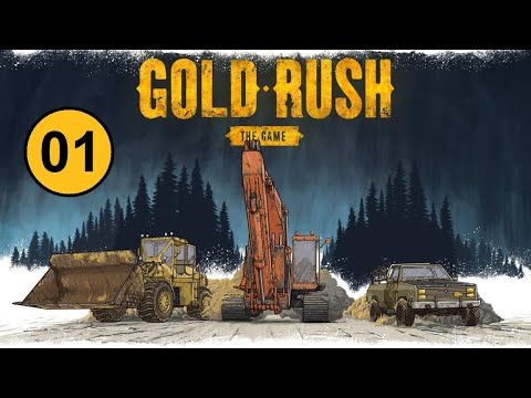 Gold Rush: The Game. День за днем на харде. Прохождение. День 1 (01)