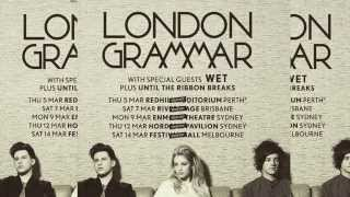 London Grammar - Live at the Hordern Pavilion, Sydney