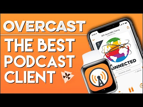 Overcast 5.0: The BEST Podcast App for iPhone, Apple Watch, and iPad  (App Walkthrough)   Apps