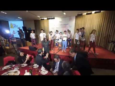 Samba Masala at the International Hospice Conference Taipei 2015 Part 2