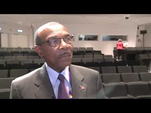 Remarks by Molwyn Joseph, Minister of Health and Environment of Antigua and Barbuda