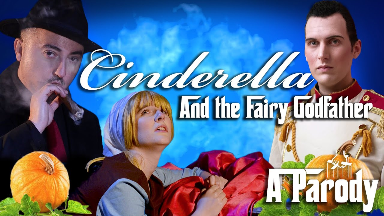 Cinderella Parody | The Fairy Godfather | Comedy Sketch