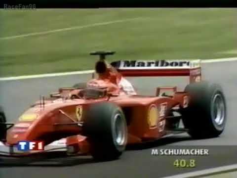 jt 13 heures samedi 31 mars 2001 grand prix du br sil en fran ais tf1 france racefan96. Black Bedroom Furniture Sets. Home Design Ideas