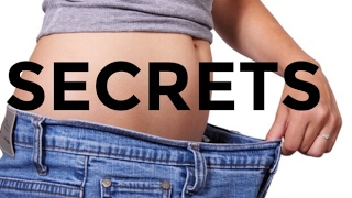 HOW TO LOSE WEIGHT FAST! SECRETS EXPOSED!