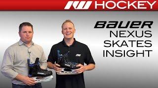 Bauer Nexus Skate Line Insight (1N, N9000, N8000, N7000 & N6000)