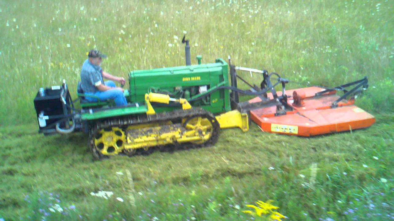 Steep bank hydraulic brush mower youtube Hydraulic motor for brush cutter