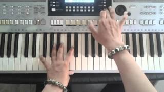 cách intro điệu hành khúc tone thứ đơn giản
