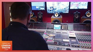 Anything Goes at Abbey Road Studios   First look