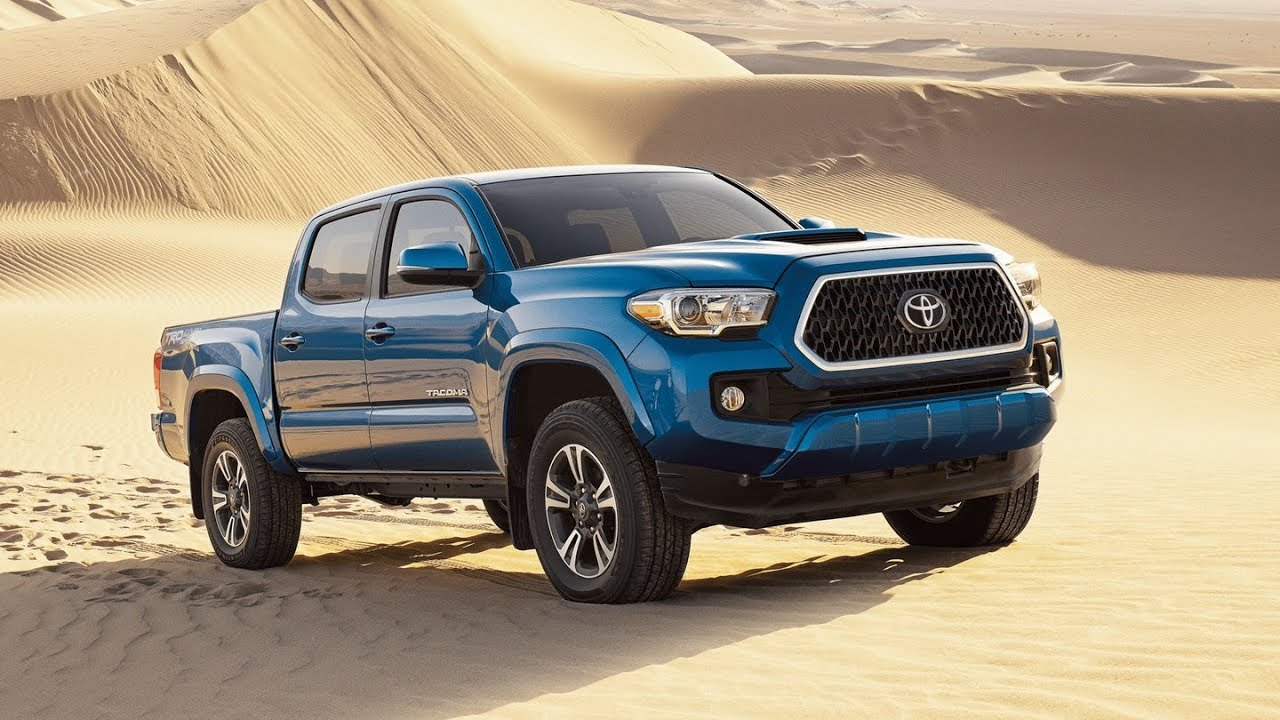 2019 toyota tacoma diesel rumors, interior and exterior redesign