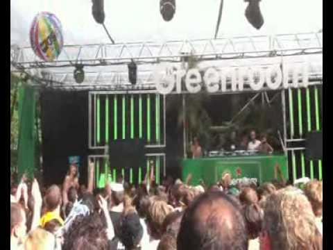 Joachim Garraud Techno 90's Greenroom @ Inox Park 2011