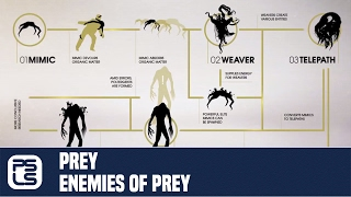 Prey - Typhon Research: The Creatures of Prey Trailer