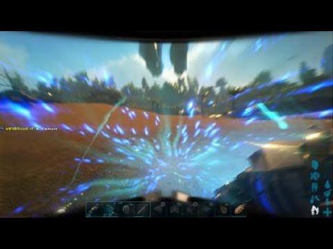 ARK: Survival Evolved :Epischer kampf Teknohöle Gamma stufe