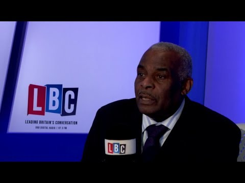 Stephen Lawrence's Father Explains Why He Forgave His Son's Killers