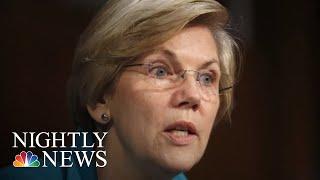 President Trump In Montana Challenges Sen. Elizabeth Warren To Take DNA Test | NBC Nightly News