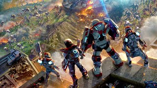 Alienation Gameplay First Impressions   Alienation PS4 Gameplay