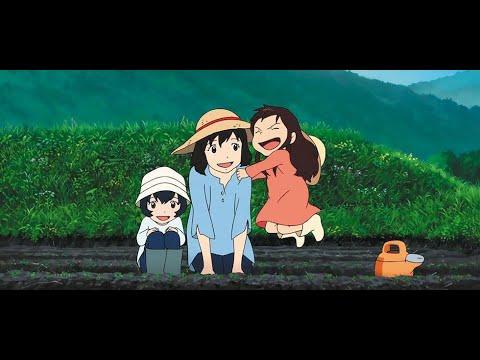 REVIEW PHIM: Những Đứa Con Của Sói Ame Và Yuki | The Wolf Children Ame And Yuki