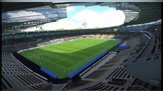 FIFA 15   New Player Faces & Stadiums   Barclays Premier League Thumbnail