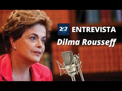 TV 247 - Entrevista com Dilma Rousseff