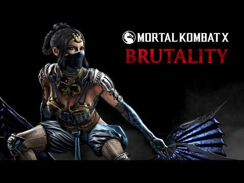 fatality kitana mortal kombat xl ps4