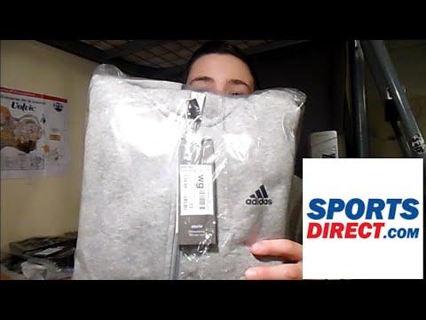 Unboxing : D'un Gros Colis SportDirect !