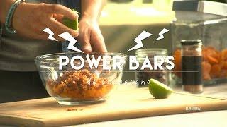 Chef Oropeza Al Natural: Power Bars