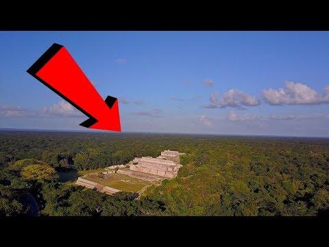 EXPLORING Ruta Puuc - The FORGOTTEN Mayan Ruins of the Yucatan ! (MEXICO TRAVEL)