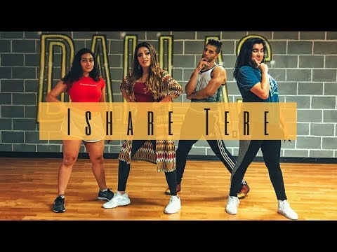 ISHARE TERE - GURU RANDHAWA, DHVANI BHANUSHALI | Anrene Lynnie Rodrigues Choreography