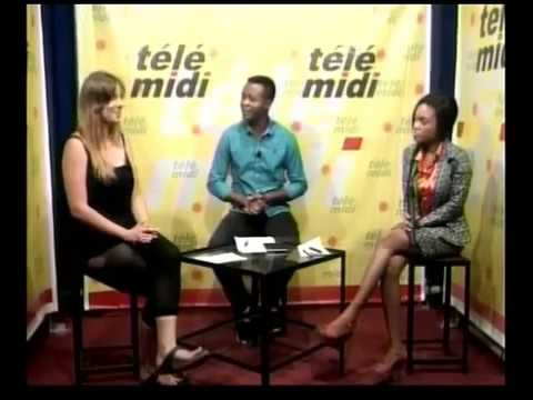 Interview Velvet on TV7